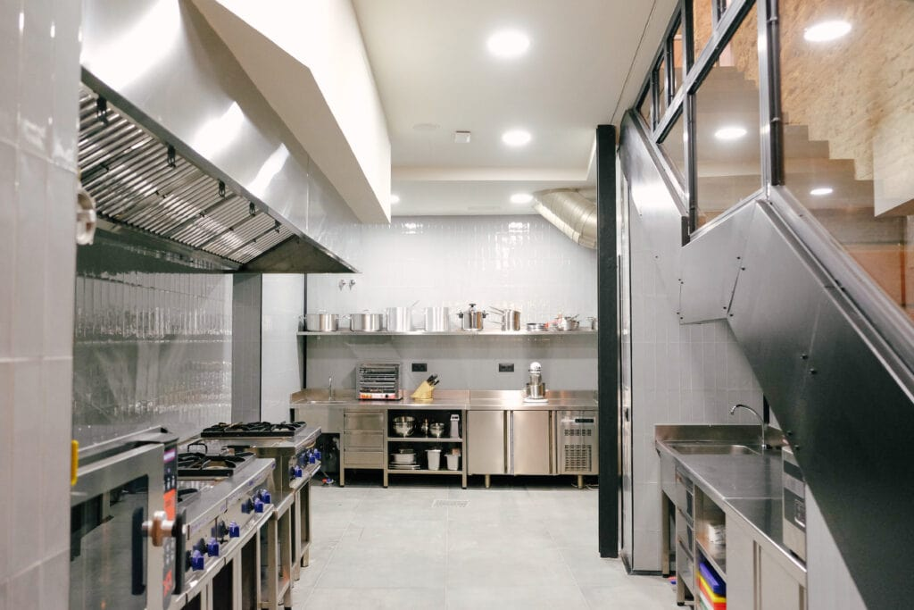 Foodlab Urban Campus Professional kitchen