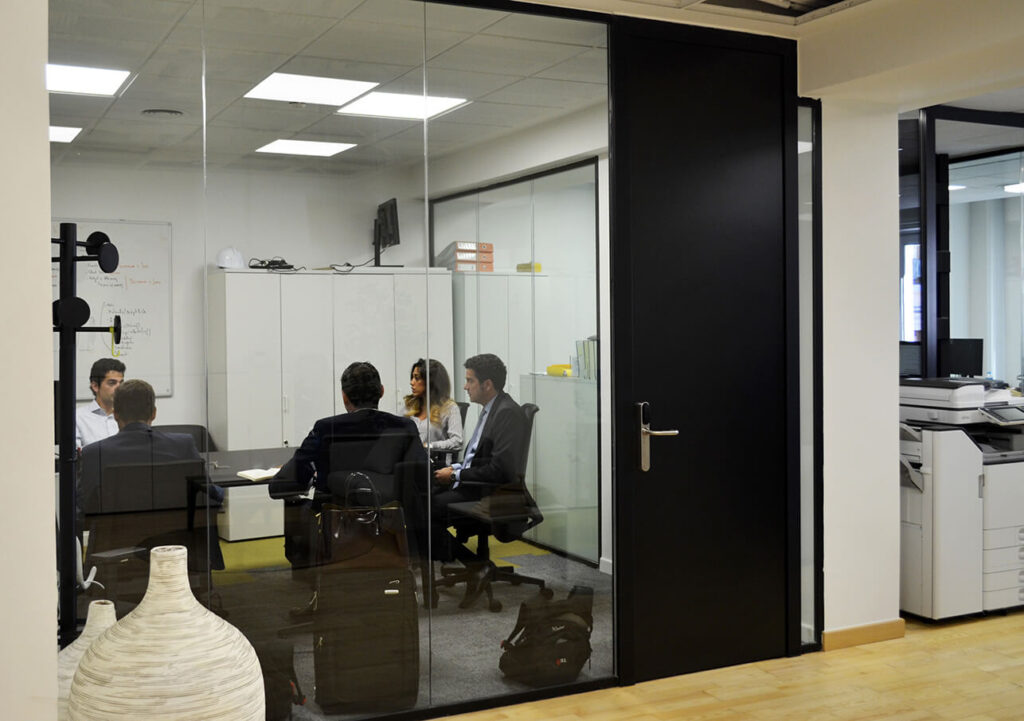 Urban Campus Jeronimo Madrid Coworking Corporate