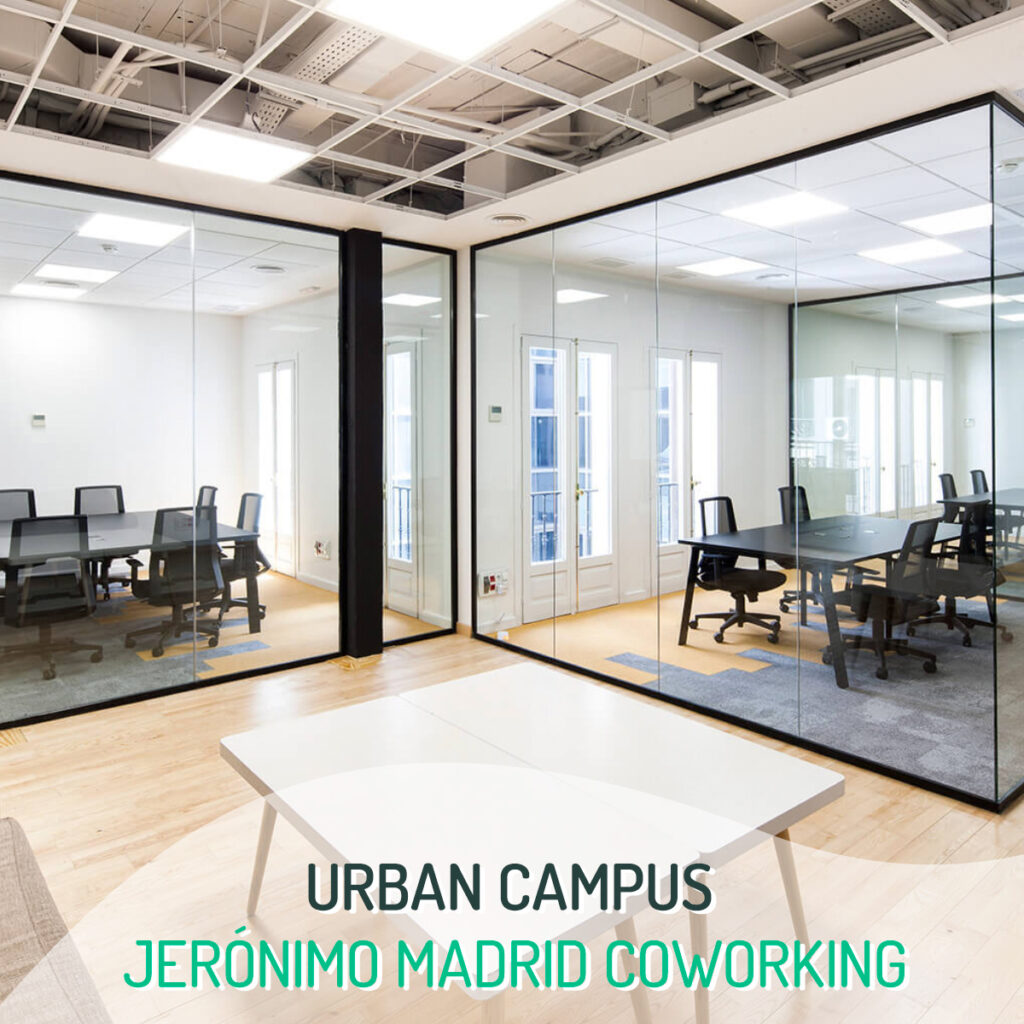 Coworking spaces Jeronimo