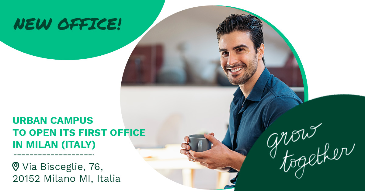 Urban Campus to open new office in MIlan