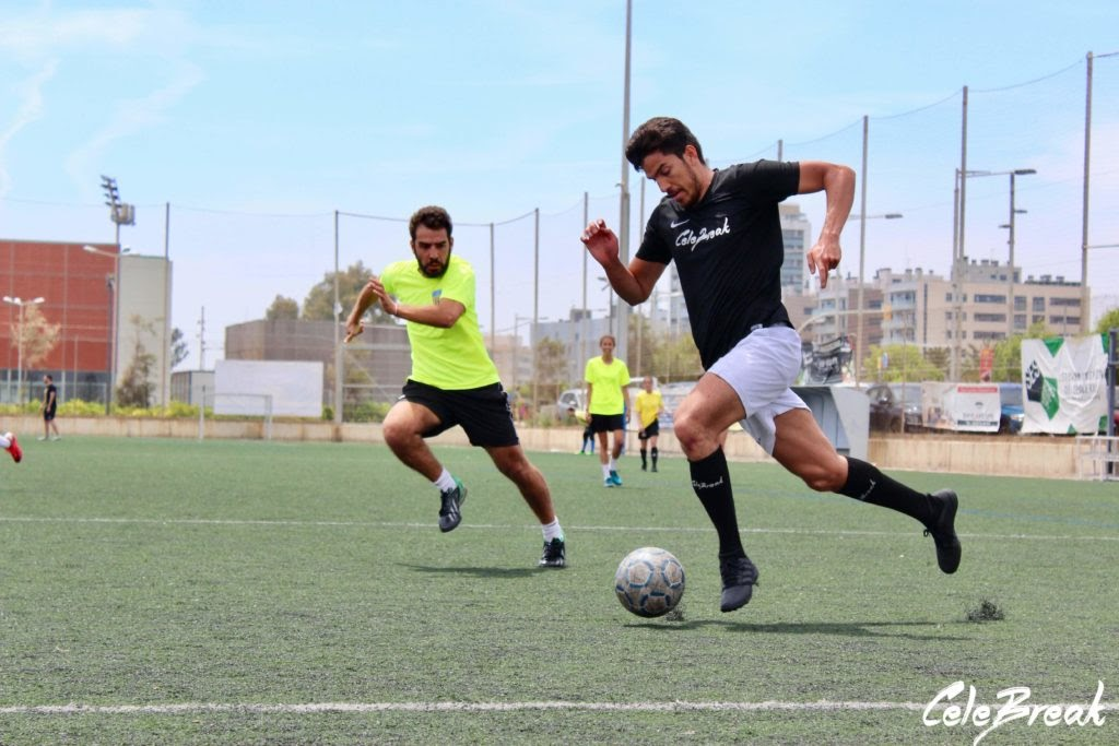 Looking to play football and meet new people in Madrid? Urban Campus