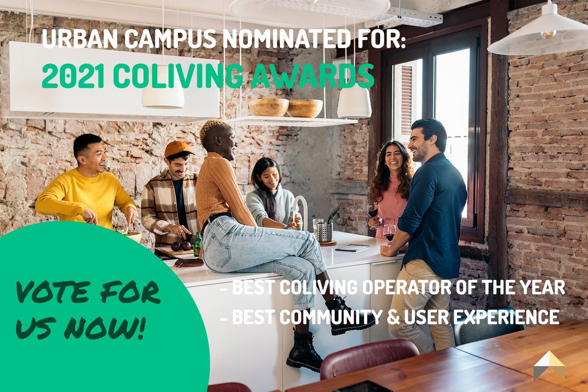 Nomination Coliving awards