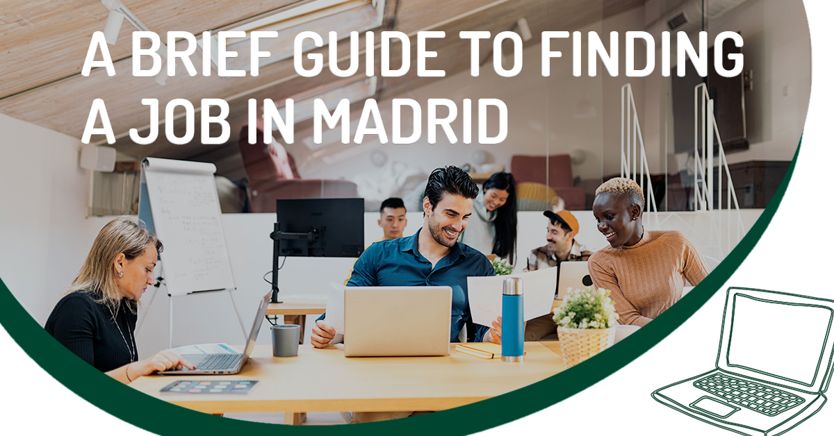 Find a Job in Madrid