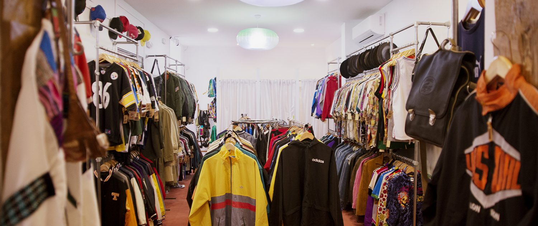 Best Things In Malasaña - Magpie Vintage Store