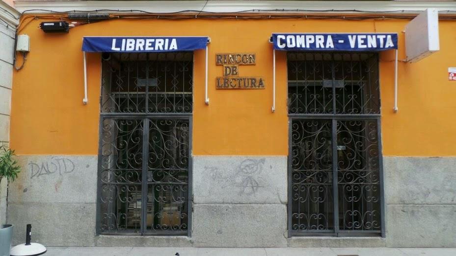 Best Things In Malasaña - Rincón de la Lectura