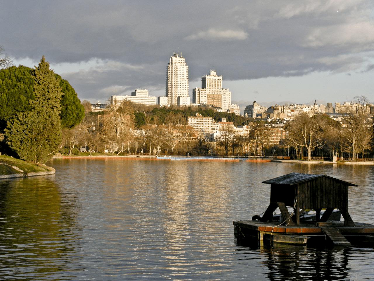 Best Summer Plans in Madrid - Casa de Campo