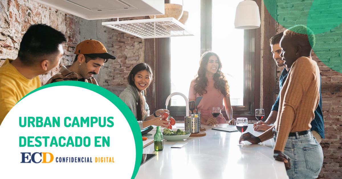 Urban Campus destacado en El Confidencial Digital