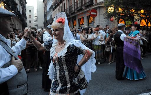 Madrid Summer celebrations